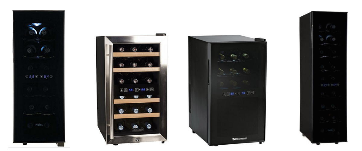 The Best and Most Recommended Wine Coolers List